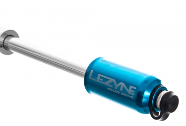 Pompe à main LEZYNE Alloy Drive Medium Bleu