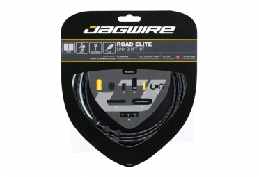 Jagwire Road Elite Link 2017 Shifting kit Black