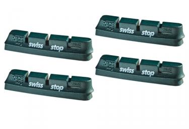 x4 Cartouches de Patins de Freins Swisstop Race Pro GHP2 Campagnolo (jantes aluminium)