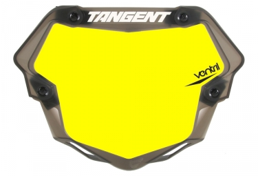 Plaque Tangent Ventril 3D Pro Jaune Gris Transparent