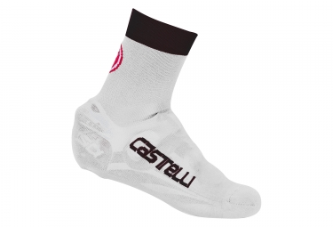 Couvre-chaussures CASTELLI 2017 Belgian Bootie 5 Blanc Noir