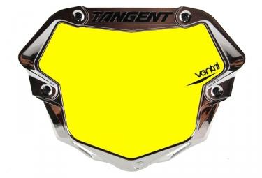 Plaque Tangent Ventril 3D Pro Jaune Argent