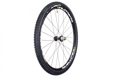 roue arriere vtt mavic 2017 crossride tubeless wts 29 boost 12x148mm corps shimano sram pulse 2 10