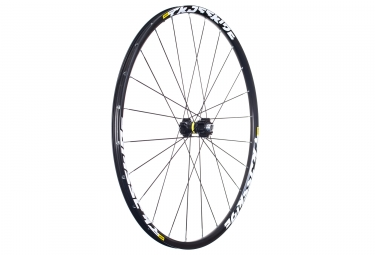 mavic roue avant crossride 29 9 15x100 mm
