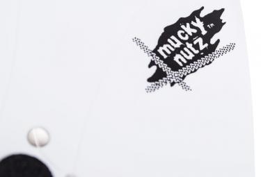 MUCKY NUTZ garde boue GUT FENDER Blanc