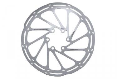 disque sram centerline 6 trous argent 140 mm