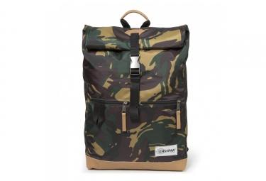 Eastpak Macnee Rolltop Backpack Camo