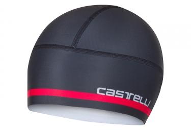Sous casque castelli 2017 arrivo 2 thermo anthracite