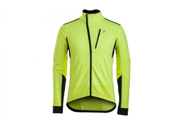 BONTRAGER Velocis S1 Softshell Jacket Yellow Fluo High Vis