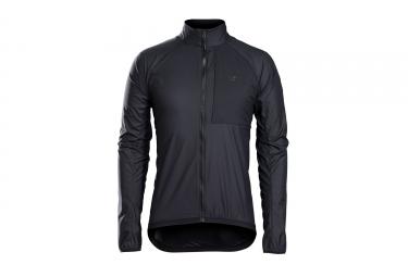veste coupe vent bontrager circuit windshell noir m