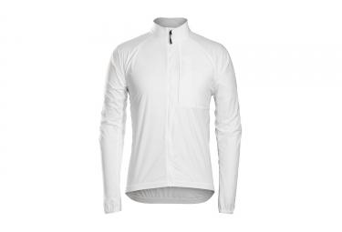 veste coupe vent bontrager circuit windshell blanc s
