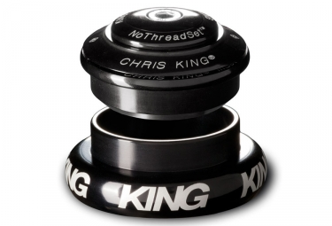 CHRIS KING Headset INSET 7 Semi-Integrated 44mmTapered 1´´1/8-1.5´´ Black
