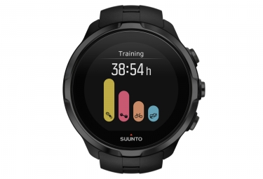 SUUNTO GPS Watch SPARTAN SPORT WRIST HR Black + Wrist Heart Rate