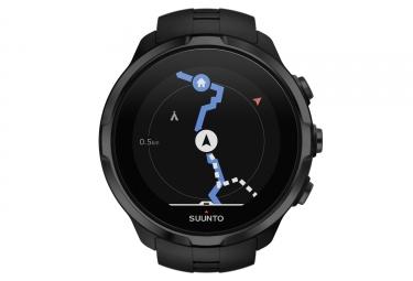 SUUNTO Montre GPS SPARTAN SPORT WRIST HR Noir + Cardio intégré