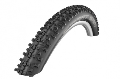 MTB Tyre SCHWALBE Smart Sam Performance 26'' Wired Black