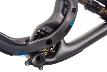 YETI SB5.5 Turq Series Grey Full Carbon Frame + Shock FOX Float X Factory
