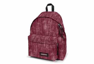 sac a dos eastpak padded pak r building blocks rouge