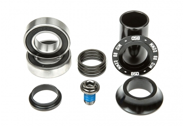 BSD Substance Mid BB 24mm Bottom Bracket Black