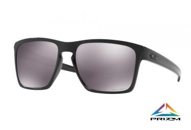 paire de lunettes oakley sliver xl polished black prizm black ref oo9341 17