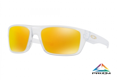gafas oakley drop point clear yellow iridium miroir oo9367 05