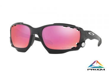 OAKLEY 2017 Sunglasses RACING JACKET Carbon / Prizm Trail Ref: OO9171-38