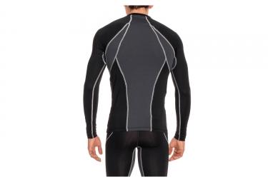 maillot thermique skins carbonyte homme noir s