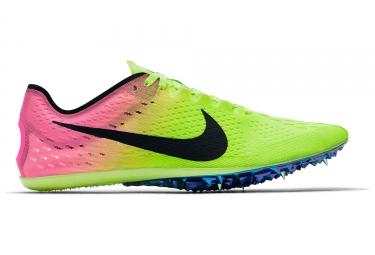 Nike Victory D'athlétisme Chaussures Elite 2 Jaune Zoom Rose twAtC5xq