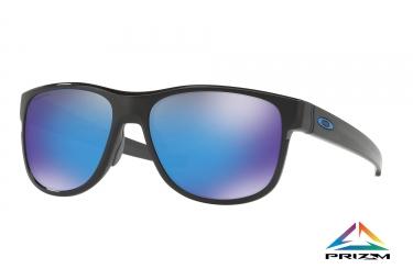 paire de lunettes oakley 2017 crossrange r grey smoke prizm sapphire ref oo9359 03