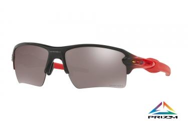 paire de lunettes oakley 2017 flak 2 0 xl ruby fade prizm black polarized ref oo9188 66