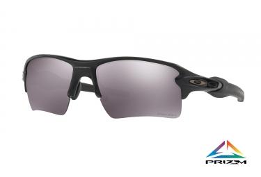 Paire de lunettes oakley flak 2 0 xl matte black prizm black ref oo9188 73