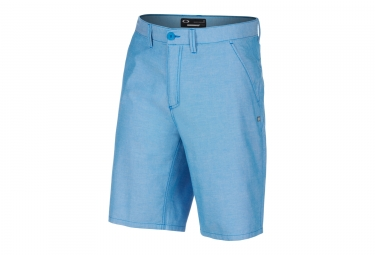 Short Oakley Oxford Bleu