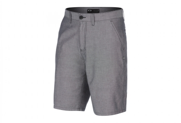 Short Oakley Oxford Gris