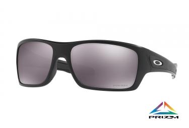 Paire de lunettes oakley turbine matte black prizm black ref oo9263 42
