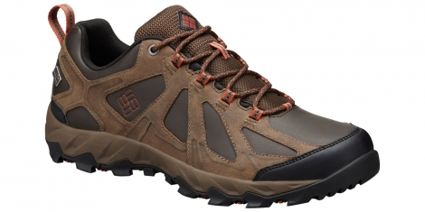 Chaussures de randonnee columbia peakfreak xcrsn ii outdry marron 46