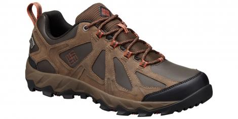 Chaussures de Randonnée Columbia PeakFreak XCRSN II Outdry Marron
