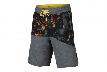 Oakley Trancas 20 Board Short Grey Yellow