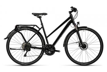 Vélo de Ville Femme Cube Delhi Pro - Shimano Deore 10V
