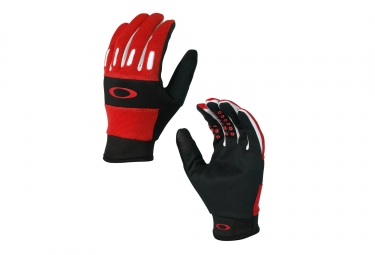 gants oakley factory 2 0 rouge s