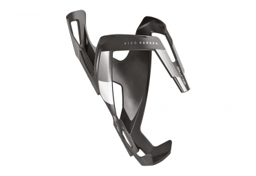 ELITE Vico Carbon Bottle Cage Matt Black White