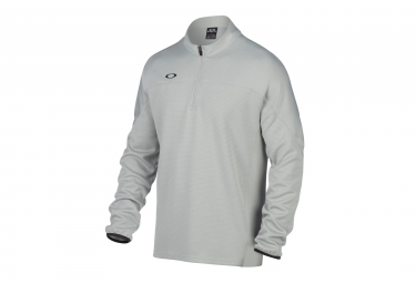 pullover oakley gridlock gris m