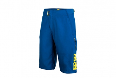Short Royal Core Bleu Jaune
