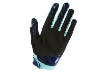 gants longs femme fox ripley bleu s