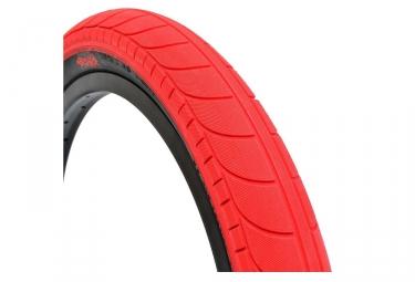 pneu stranger ballast rouge flanc noir 2 45