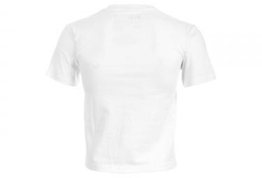 t shirt enfant troy lee designs chomper blanc kid m