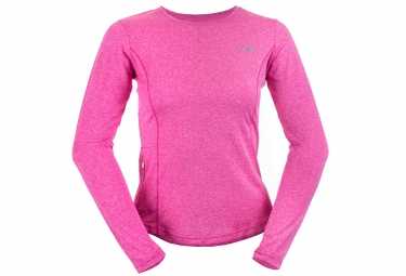maillot manches longues femme li ning susan rose s