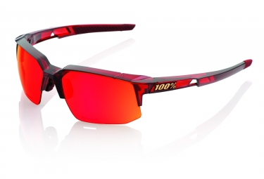 Lunettes 100% SpeedCoupe LL Cherry Palace Rouge