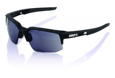 lunettes 100 speedcoupe ll soft tact noir