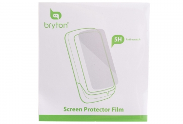 bryton film de protection gps rider 530