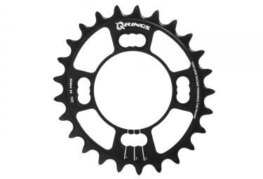 Plateau rotor qx2 interne 64mm noir 25
