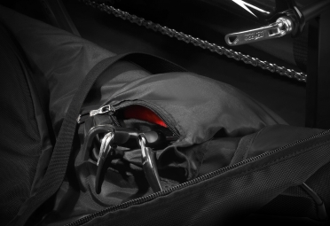 sci con housse de transport aerocomfort 2 0 tsa noir